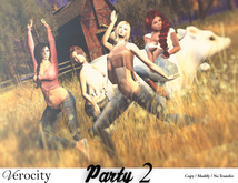 Verocity - Party 2 (Clearance)