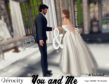 Verocity - You and Me (Clearance)