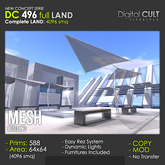 *** DC 496 Complete Land