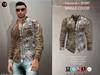 A&D Clothing - Shirt -Howard- Brown