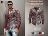 A&D Clothing - Shirt -Howard- Maroon