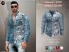 A&D Clothing - Shirt -Howard- Cyan