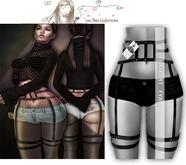 LFE;fya Garter belt  short5