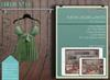 "Addams ""Aurora"" Lingerie & Panties -Maitreya, Belleza, Slink- Mesh BabyDoll #18"