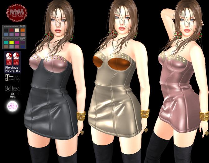 M&M-VALERIA DRESS-FE17
