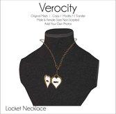 Verocity - Necklace: Locket