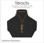 Verocity - Necklace: Seahorse