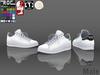::ROC:: Sneaker! White (MALE)