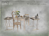 -DRD- Garden House - Dining Set