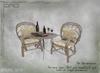 -DRD- Garden House - Terrace Set