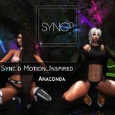 Sync'd Motion__Inspired - Anaconda Pack