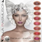 MRM Sensual Lipstick Classic/ Bento Catw V.1.0 box (wear me)