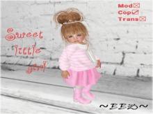 ~BBD~ PoseS - Sweet little girl (Toddleedoo)