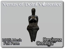 Venus of Dolni Vestonice 100% Mesh Full Perm