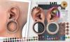 ^^Swallow^^ Gauged Ears /(Wear)