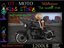 GT - MOTO Kids The small One ToddleDoo (BOX)