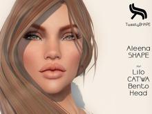TweetySHAPE - BENTOhead Aleena shape