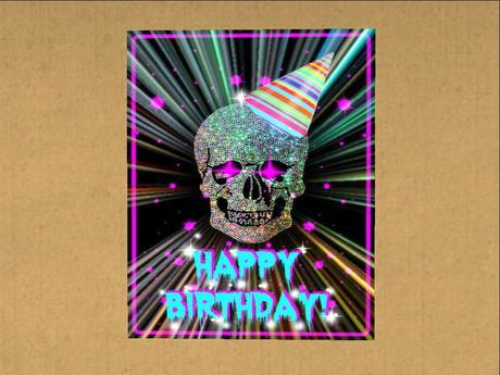 Second Life Marketplace Happy Birthday Like A Rock Star