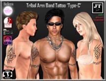 JT Tattoo 'Tribal Arm Band Type-C' (Tattoo & Appliers)