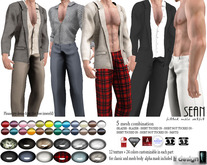 [lf design] Sean outfit