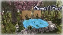 ~SD~ Oriental Pond Bag