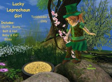 {HCM} Lucky Leprechaun Girl