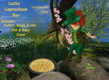 {HCM} Lucky Leprechaun Boy