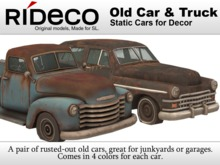 RiDECO - Old Car and Truck