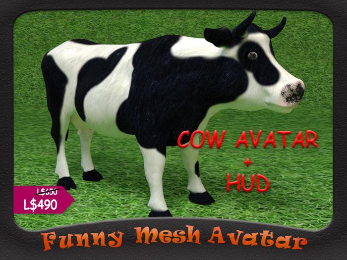 COW AVATAR - 2