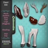 Caboodle {Deer Kit} FULL PERMS