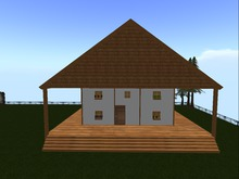 2Story stucco house