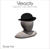 Verocity - Bowlers Hat
