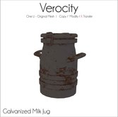 Verocity - Galavanized Milk Jug