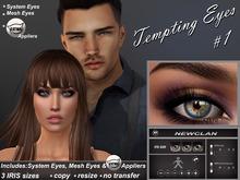 NEWCLAN_Tempting Eyes_#1