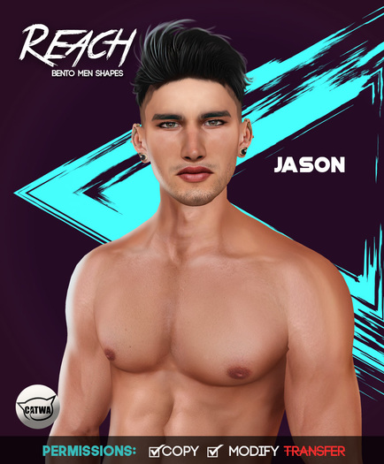 Reach - Jason Male Shape