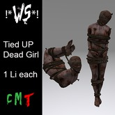 !*WS*! Tied Up Dead Girl