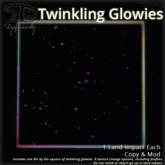 [DDD] Twinkling Glowies - All mesh fireflies in a variety of colors!