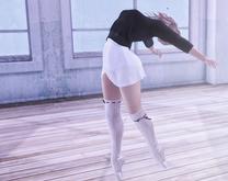 Femine Pose: Ballet #3 [MKP2017]