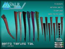 [VALR] Bento Tiefling Tail
