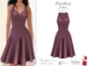 Pacifica fashion   marylin 50s pink dress