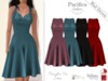 Pacifica Fashion - Marylin 50s dress (with HUD) for Belleza, Maitreya, Slink