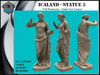 Icaland - Statue 3