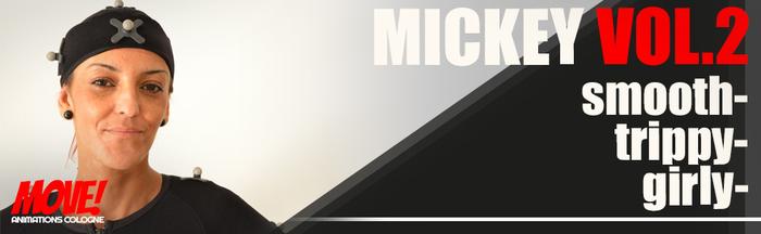Mickey Vol.2 Dancepack - MOVE! Animations Cologne