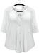 NYU - My Boyfriend's Shirt, Plain/White