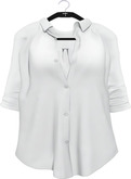 NYU - My Boyfriend's Shirt, Plain/White