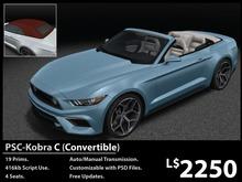 PSC-Kobra Convertible