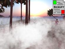 Smoke / Fog  / Cloud Script