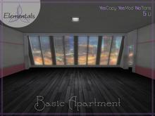 {Elementals} Basic Apartment *5Li* {Skybox}