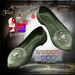 {AS} Arwen's Flat Slippers Fat Pack for Slink, Maitreya, Belleza Flat Feet - 11 Light, Pastel Colors - 30% Discount