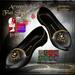 {AS} Arwen's Flat Slippers Fat Pack for Slink, Maitreya, Belleza Flat Feet - 9 Dark Colors - 30% Discount